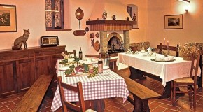 Bed & Breakfast - LE LOGGE DI SOPRA